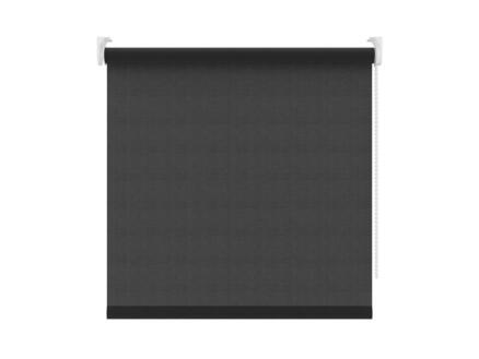 Decosol Store enrouleur translucide 120x190 cm noir