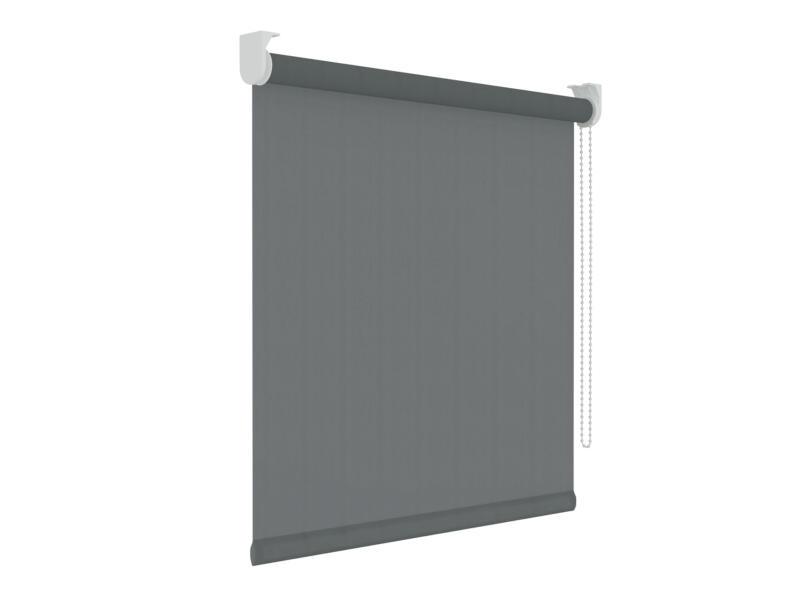 Decosol Store enrouleur translucide 150x190 cm anthracite