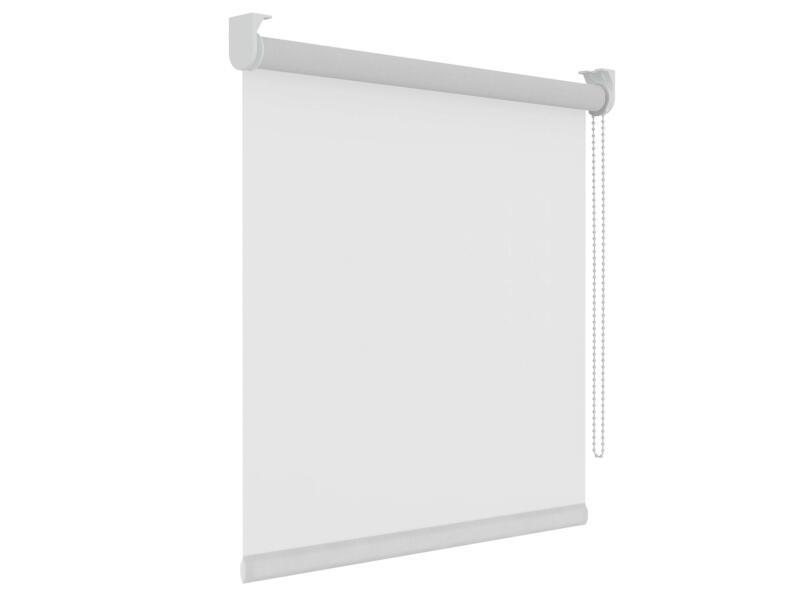 Decosol Store enrouleur translucide 60x190 cm blanc