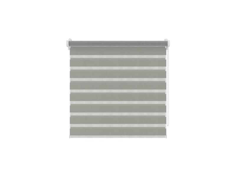 Decosol Store enrouleur vénitien mini 150x190 cm gris
