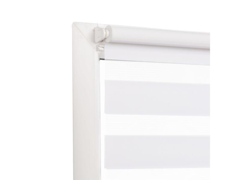 Decosol Store enrouleur vénitien mini 62x160cm blanc