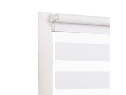 Decosol Store enrouleur vénitien mini mini 52x160cm blanc