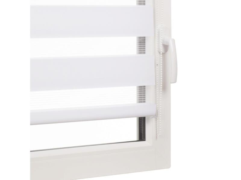 Decosol Store enrouleur vénitien mini mini 77x190cm blanc