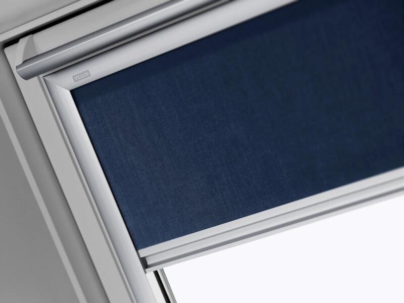 Velux Store rideau RFL CK04 bleu foncé