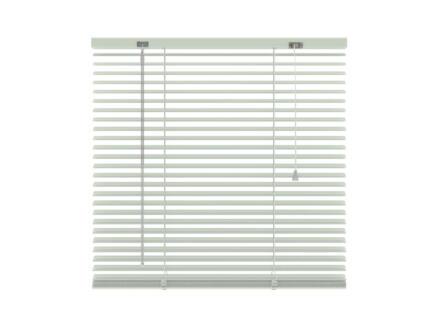 Decosol Store vénitien 25mm 140x180 cm blanc