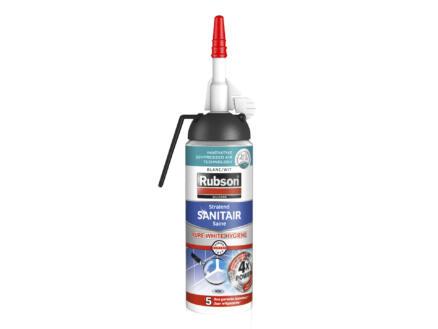 Rubson Stralend Sanitair Pure White Hygiene siliconenkit 100ml wit