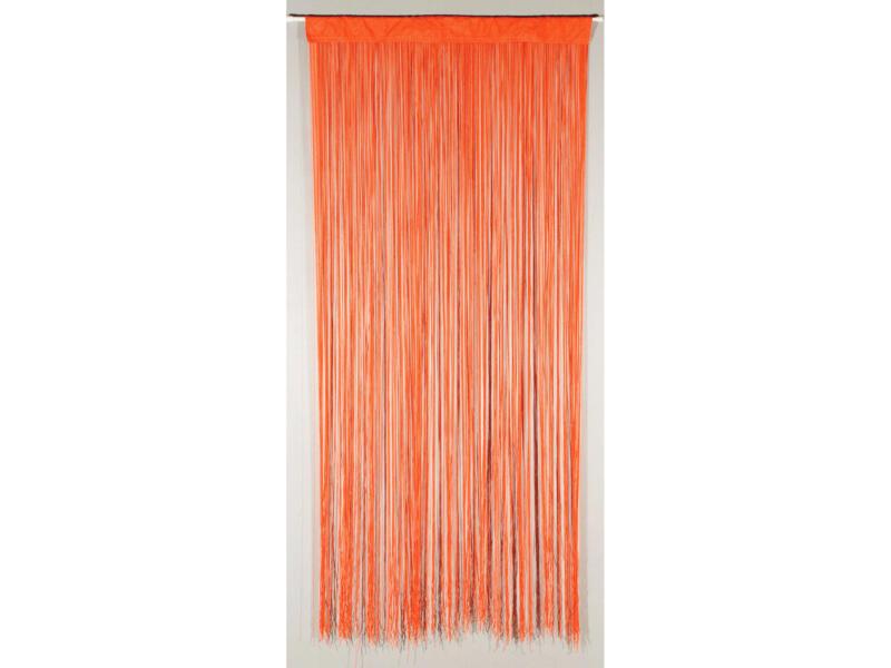 Confortex String deurgordijn 90x200 cm oranje