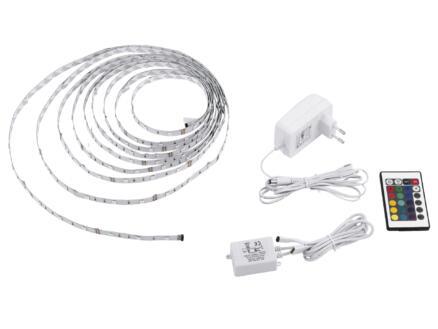 Stripes RGB ruban LED 25W 170 LED + télécommande