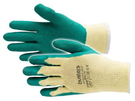Busters Strong Grip gants de travail XL latex vert