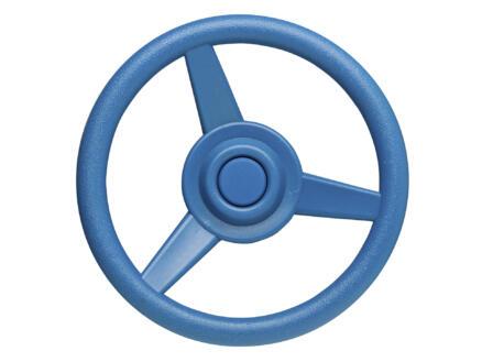 Stuurwiel 30cm blauw