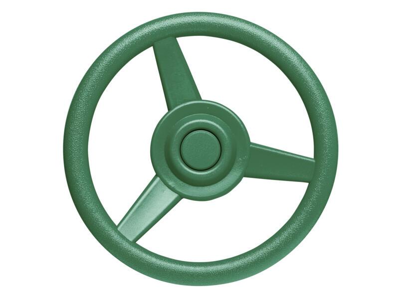 Stuurwiel 30cm groen