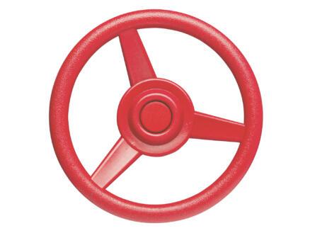 Stuurwiel 30cm rood