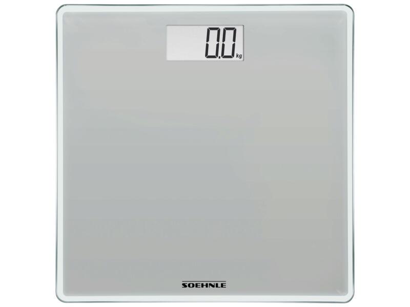 Soehnle Style Sense C200 weegschaal grijs