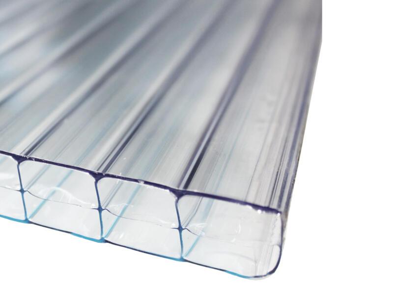 Scala Sunlite meerwandige polycarbonaatplaat 350x98 cm 16mm transparant