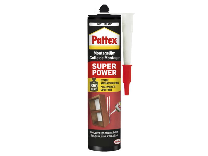 Pattex Super Power colle de montage 370g