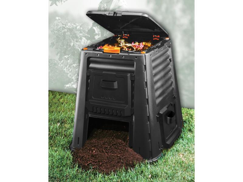 Keter Super bac à compost 450l noir