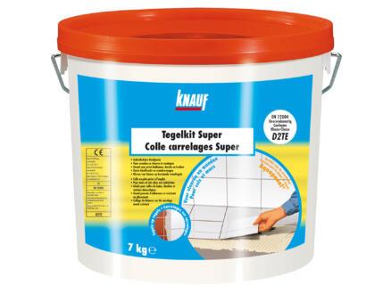 Knauf Super colle pour carrelages 7kg blanc