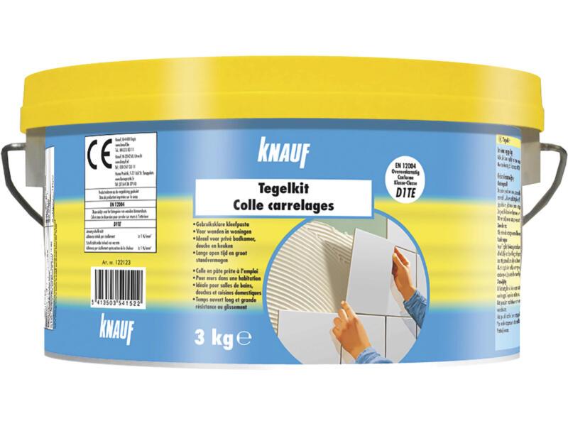 Knauf Super tegelkit 3kg wit