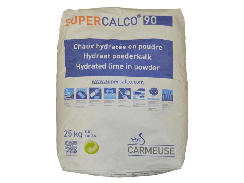 SuperCalco 90 hydraatkalk 25kg