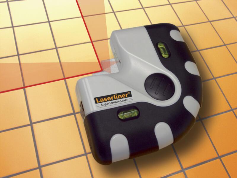 Laserliner SuperSquare 90° lijnlaser