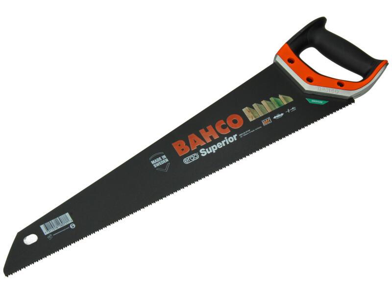 Bahco Superior 2600-XT scie à main 55cm