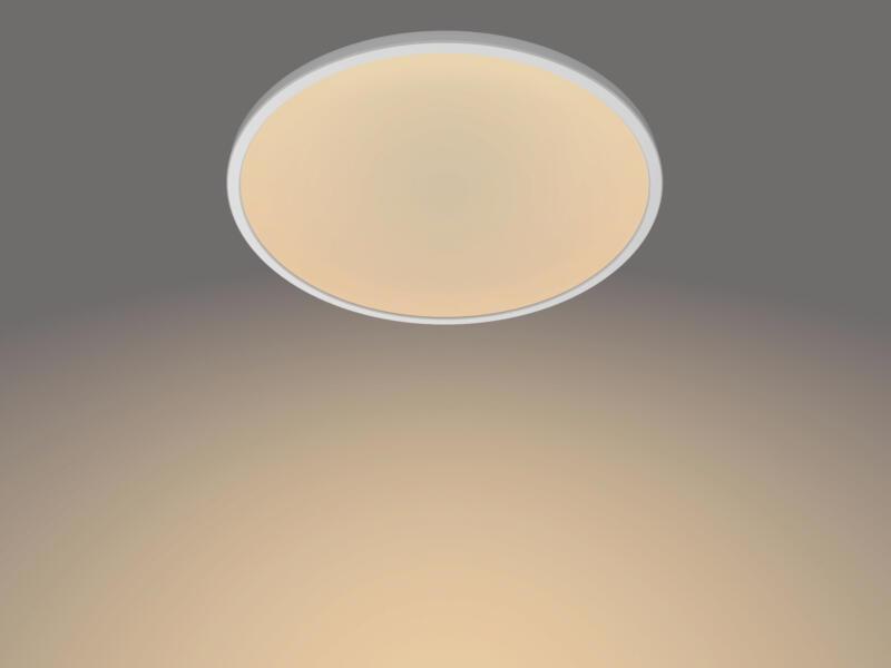 Philips Superslim LED plafondlamp 18W wit