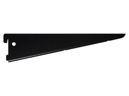 Support double 27cm noir