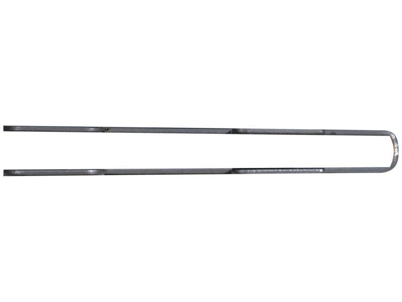 Support double 47cm aluminium