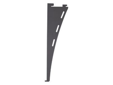 Support simple design 25cm aluminium