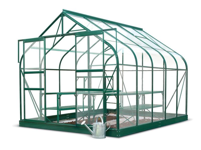 Royal well Supreme 108 serre verre de sécurité vert