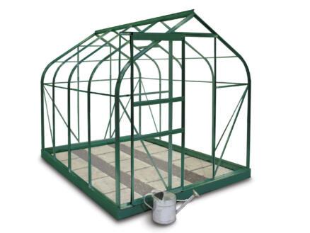 Royal well Supreme 86 serre veiligheidsglas groen