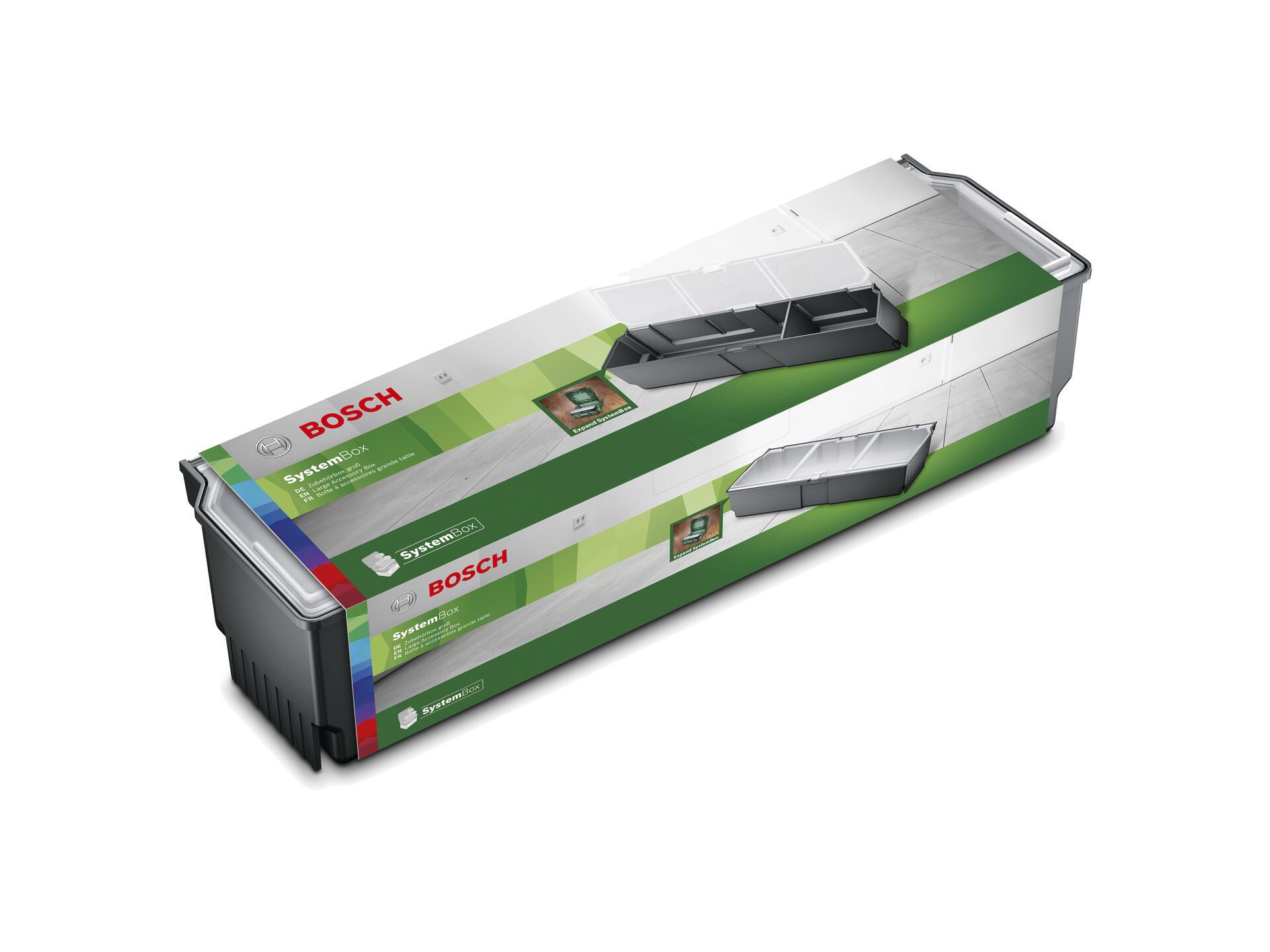 Bosch SystemBox boîte à accessoires grand modèle | Hubo