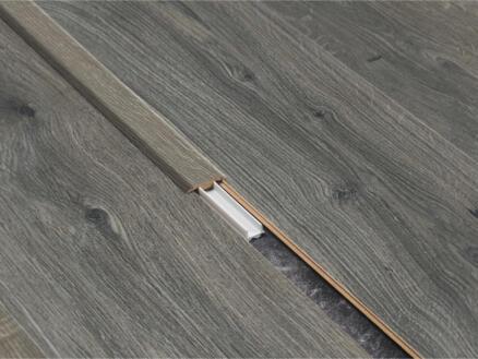 Berry Alloc T-profiel 100cm 40mm gyant grey