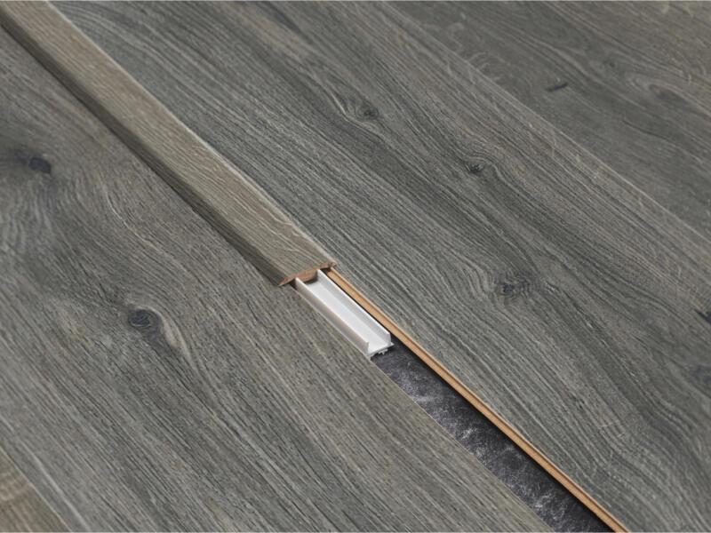 Berry Alloc T-profiel 240cm 40mm gyant grey