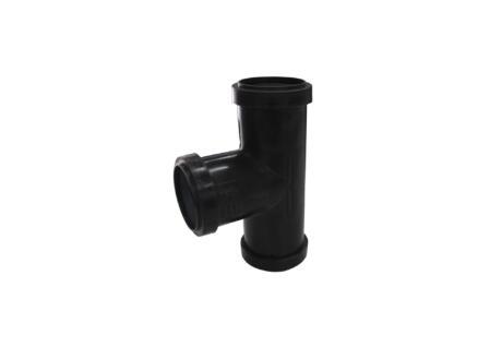 Scala T-stuk 87° FFF 50mm polypropyleen zwart