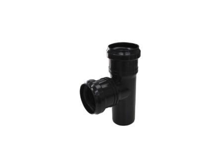 Scala T-stuk 87° MFF 32mm polypropyleen zwart