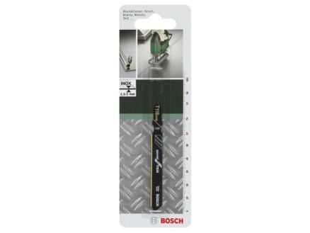 Bosch T118A lame de scie sauteuse HM 82mm inox