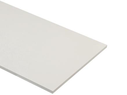 Tablette blanc 80x40 cm épaisseur 18mm