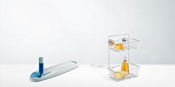 Tablettes de lavabo & plans pour vasques