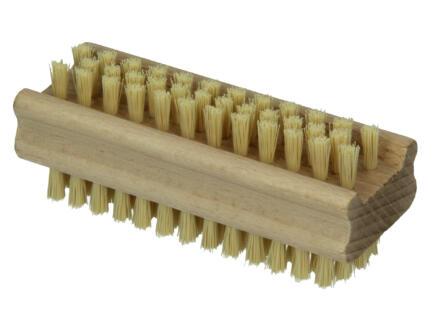 Tampico brosse à ongles bois