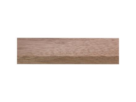 Tasseau raboté bois dur 21x69 mm 210cm