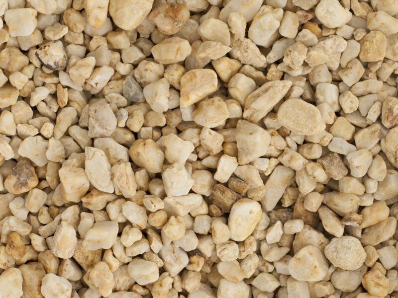 Taunus grind 8-16 mm 20kg geel