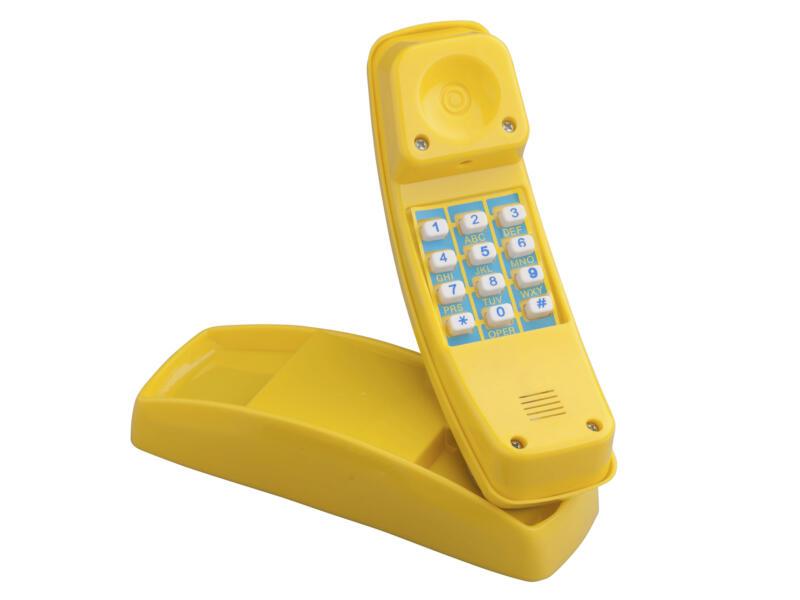 Telefoon geel