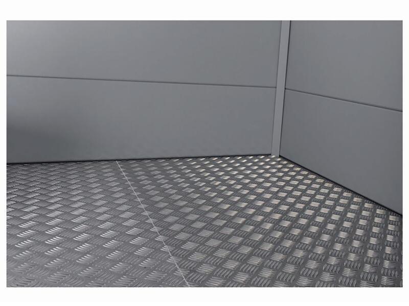 Telluria Eleganto bodemplaat 210x210 cm