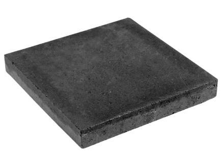Terrastegel 30x30x4 cm 0,09m² beton zwart