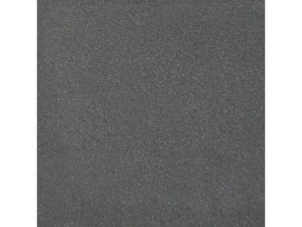 Terrastegel 40x40x3,7 cm 0,16m² beton zwart