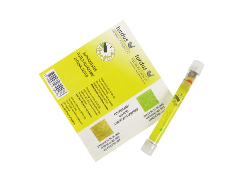 Carpoint Testeur d'alcoolémie NFX2077