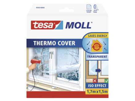 Tesa Thermo Cover isolatiefolie 170x150 cm 2,55m²