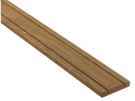 Grad By You Thermofrêne Ash planche de terrasse 210x12x2,1 cm
