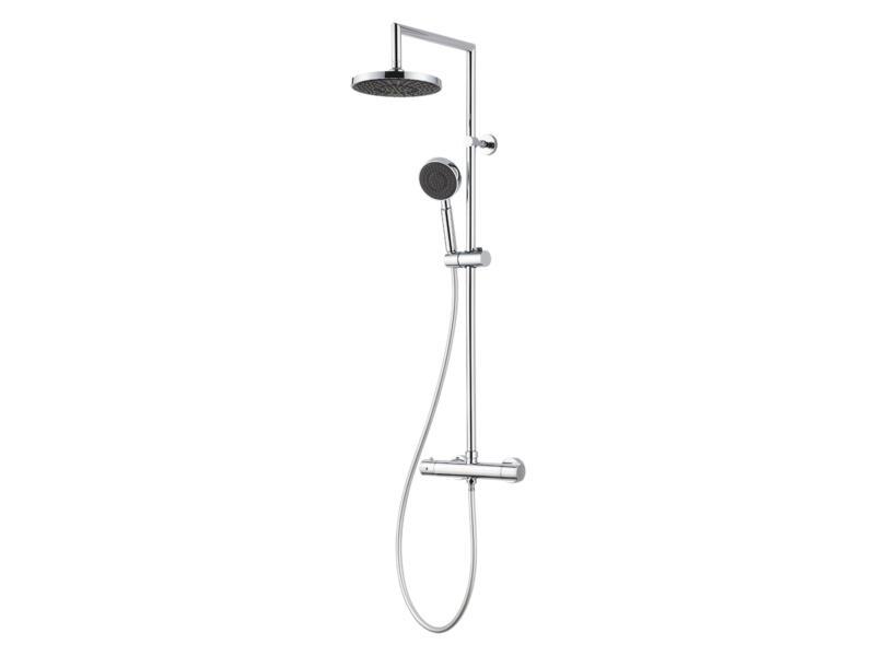 Differnz Thermoline colonne de douche avec mitigeur thermostatique